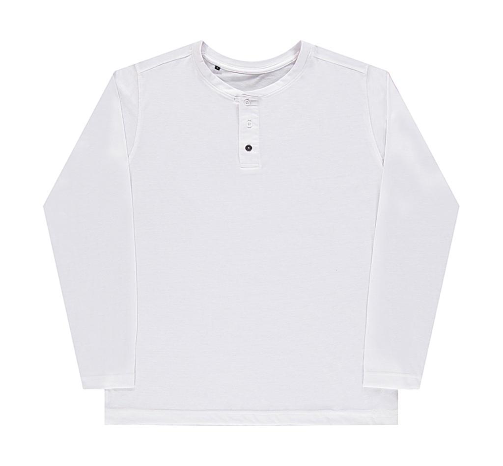 Aden Men`s LS Henley T-Shirt