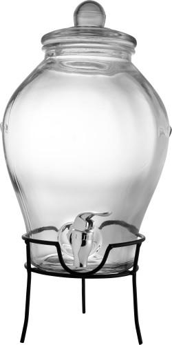 Dryckesbehållare i glas (6,3 liter)